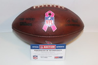 CARDINALS - BCA GAME USED FOOTBALL (OCTOBER 17 2016)