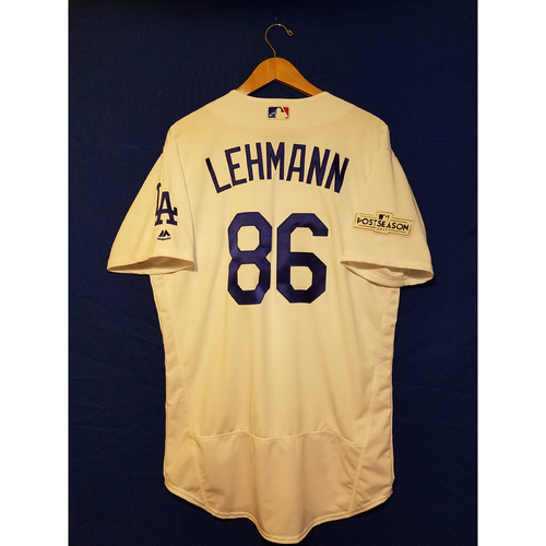 Photo of Danny Lehmann Home 2017 Team-Issued Post Season Jersey
