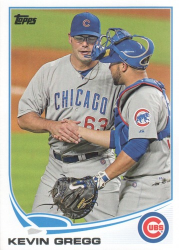 Photo of 2013 Topps Update #US166 Kevin Gregg