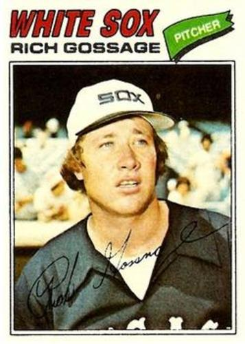 Photo of 1977 Topps #319 Goose Gossage