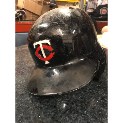 Photo of 2017 Game-Used Helmet - Brian Dozier