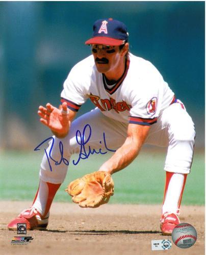 Photo of Bob Grich Autographed 8x10