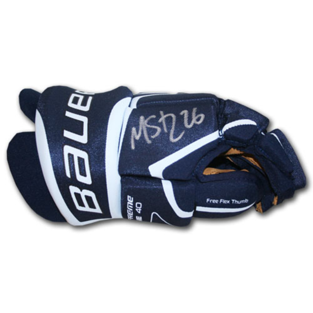 Martin St. Louis  Autographed Bauer Hockey Glove (New York Rangers)