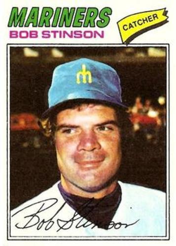 Photo of 1977 Topps #138 Bob Stinson