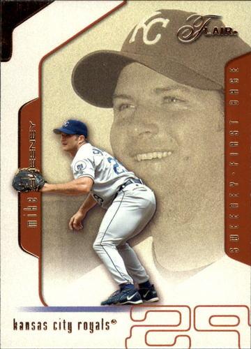 Photo of 2002 Flair #66 Mike Sweeney