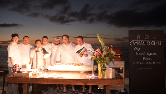CAYMAN COOKOUT FESTIVAL AT THE RITZ-CARLTON, GRAND CAYMAN - PACKAGE 3 of 4