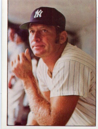 Photo of 1975 SSPC 42 #37 Mickey Mantle