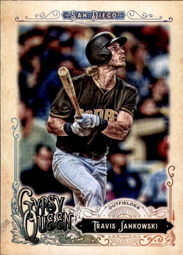 Photo of 2017 Topps Gypsy Queen #211 Travis Jankowski