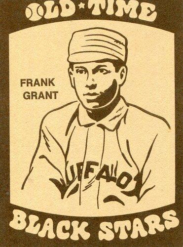 Photo of 1974 Laughlin Old Time Black Stars #17 Frank Grant
