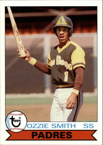 Photo of 2006 Topps Rookie of the Week #20 Ozzie Smith 1979