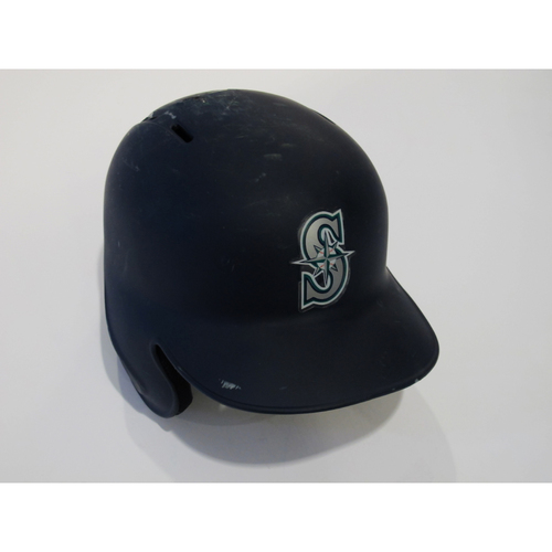 Photo of Kyle Seager Team Issues Home Batting Helmet 2017