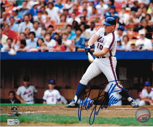 Photo of Rusty Staub Autographed 8x10