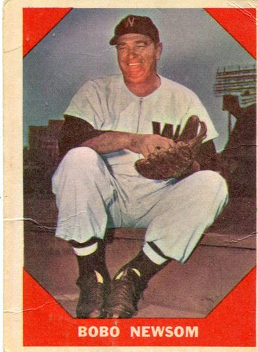 Photo of 1960 Fleer #70 Bobo Newsom