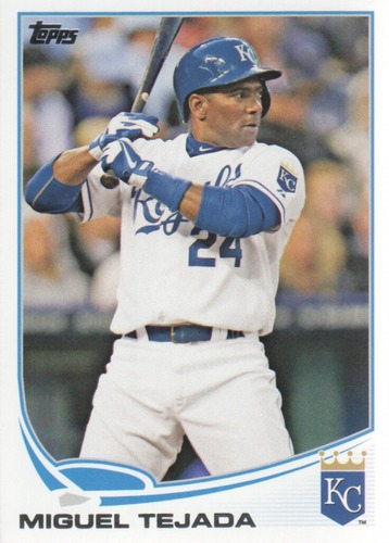 Photo of 2013 Topps Update #US170 Miguel Tejada