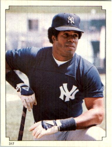 Photo of 1984 Topps Stickers #322 Omar Moreno (282)