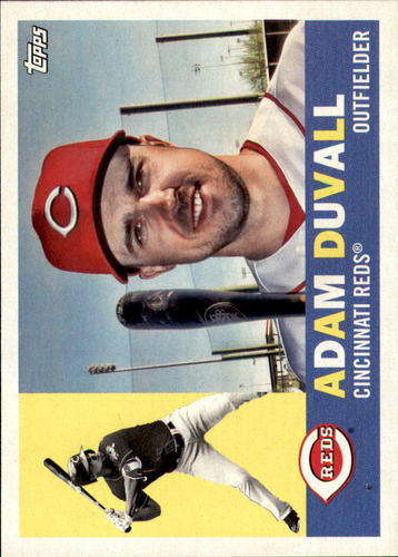 Photo of 2017 Topps Archives #89 Adam Duvall