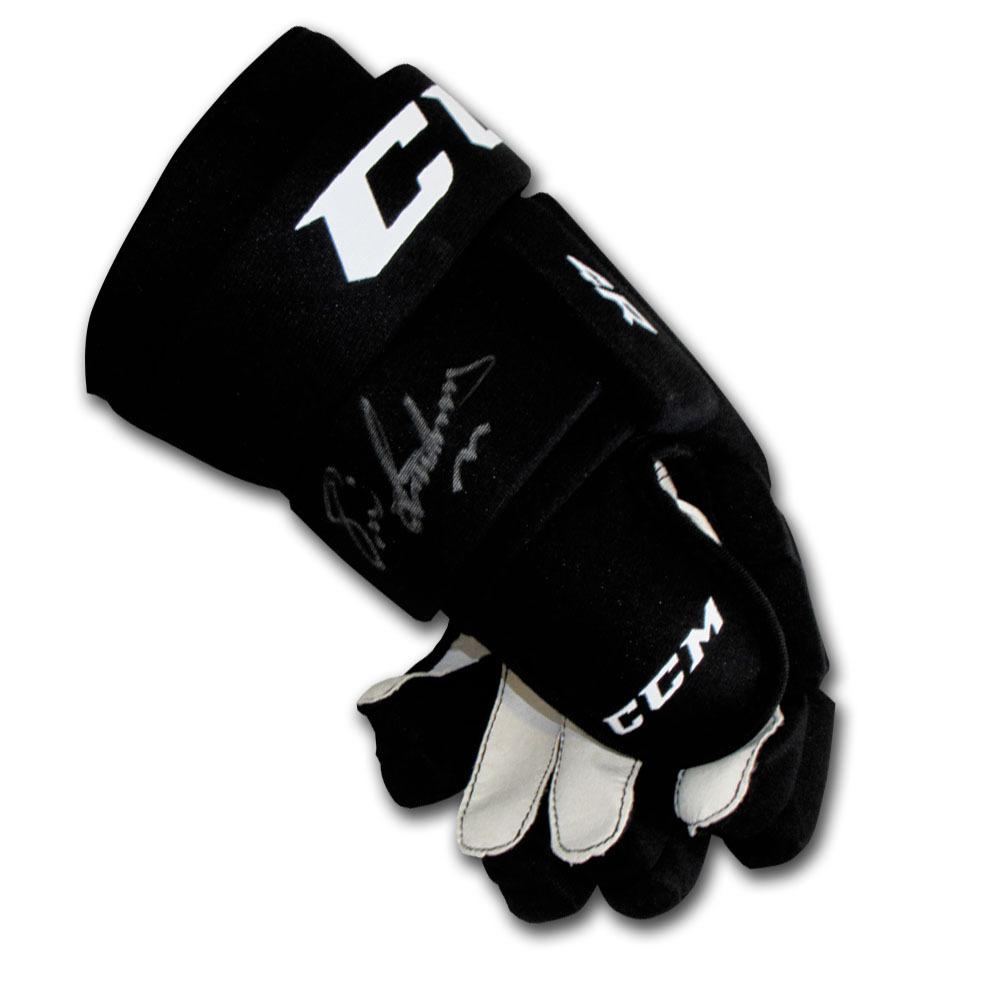 Eric Lindros Autographed CCM Hockey Glove (Philadelphia Flyers)