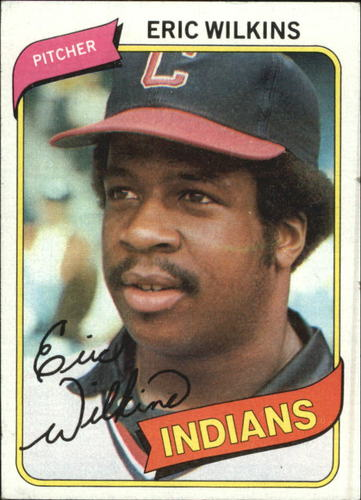 Photo of 1980 Topps #511 Eric Wilkins RC