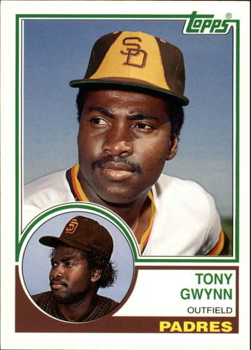 Photo of 2006 Topps Rookie of the Week #22 Tony Gwynn 1983