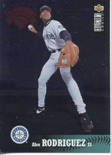 Photo of 1997 Collector's Choice #332 Alex Rodriguez GHL