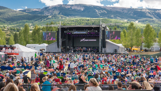 JAS ASPEN SNOWMASS & MEET A PERFORMING ARTIST (LABOR DAY) - PACKAGE 3 of 3