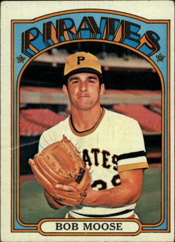 Photo of 1972 Topps #647 Bob Moose