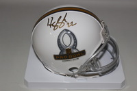 NFL - VIKINGS HARRISON SMITH SIGNED 2016 PRO BOWL MINI HELMET