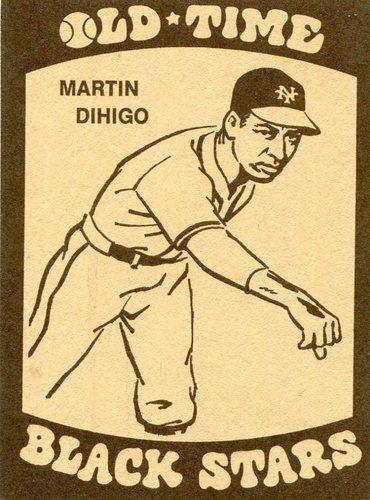 Photo of 1974 Laughlin Old Time Black Stars #29 Martin Dihigo