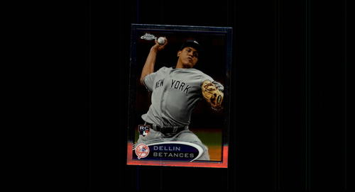 Photo of 2012 Topps Chrome #167 Dellin Betances Rookie Card