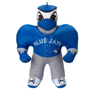 Toronto Blue Jays Plush Ace Mascot Studd 24