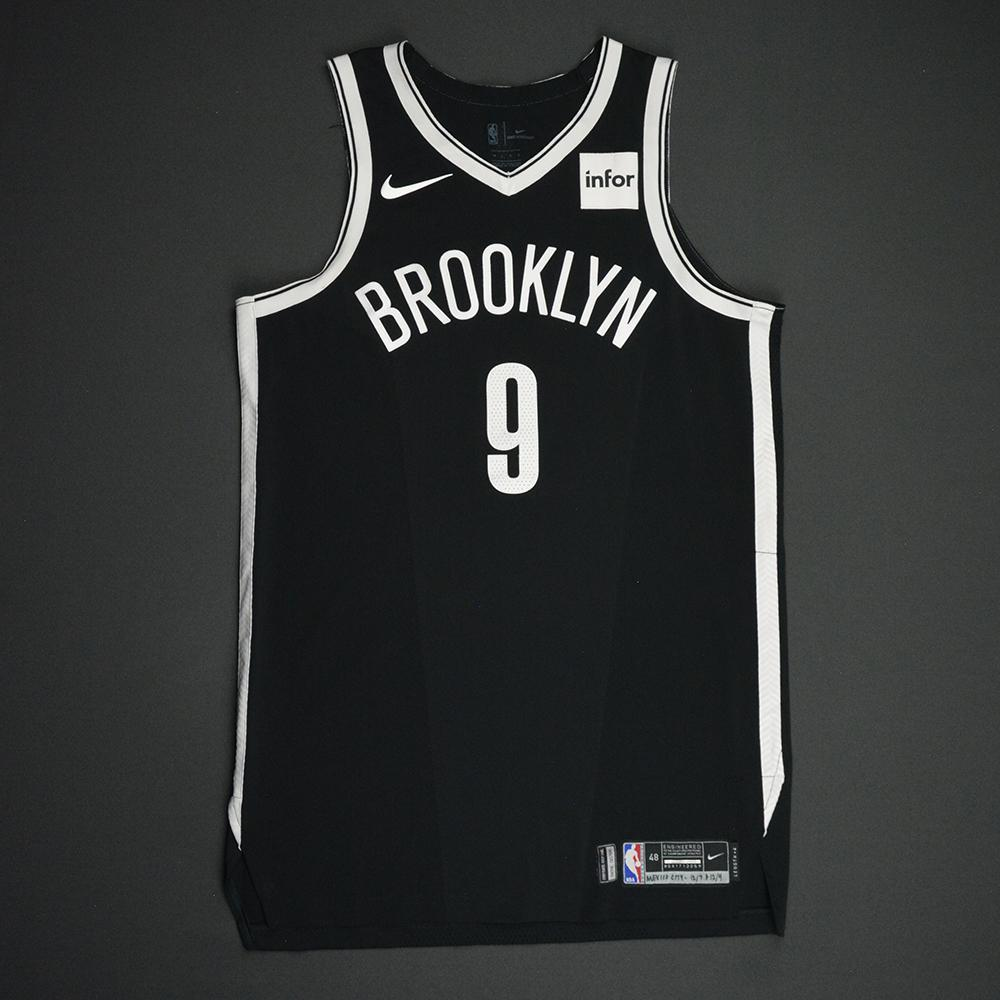 DeMarre Carroll - Brooklyn Nets - NBA Mexico City Games 2017 Game-Worn Jersey - Worn In 2 Games