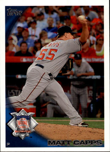 Photo of 2010 Topps Update #US33 Matt Capps