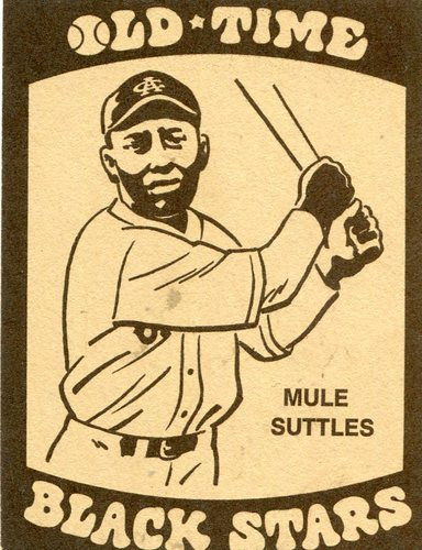 Photo of 1974 Laughlin Old Time Black Stars #30 Mule Suttles