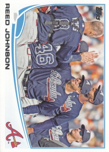 Photo of 2013 Topps Update #US173 Reed Johnson