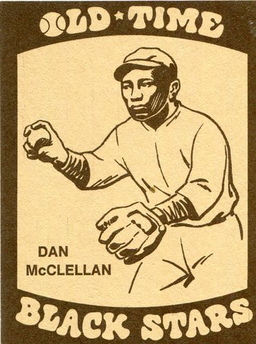 Photo of 1974 Laughlin Old Time Black Stars #32 Dan McClellan