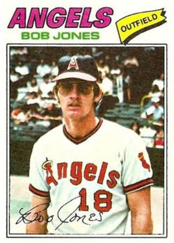 Photo of 1977 Topps #16 Bob Jones RC