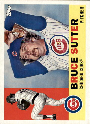 Photo of 2017 Topps Archives #96 Bruce Sutter