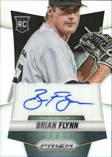 Photo of 2014 Panini Prizm Rookie Autographs Prizms #BF Brian Flynn