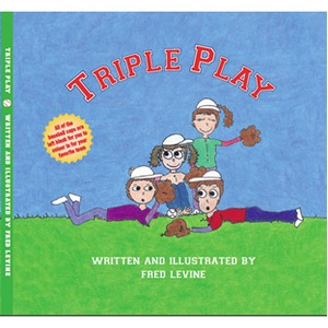 Toronto Blue Jays Triple Play By Fred Levine