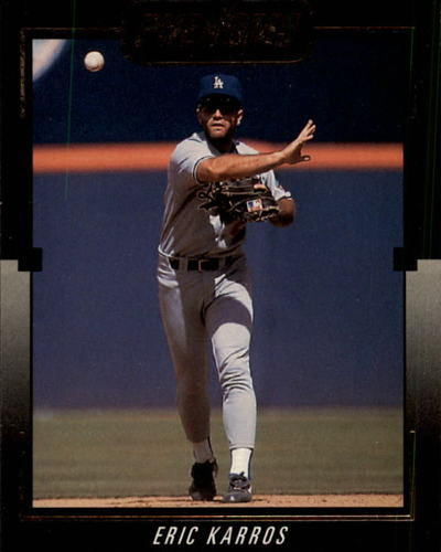 Photo of 1992 Donruss Rookies Phenoms #BC6 Eric Karros