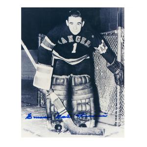 EMILE FRANCIS Signed Vintage New York Rangers 8 X 10 Photo - 70038