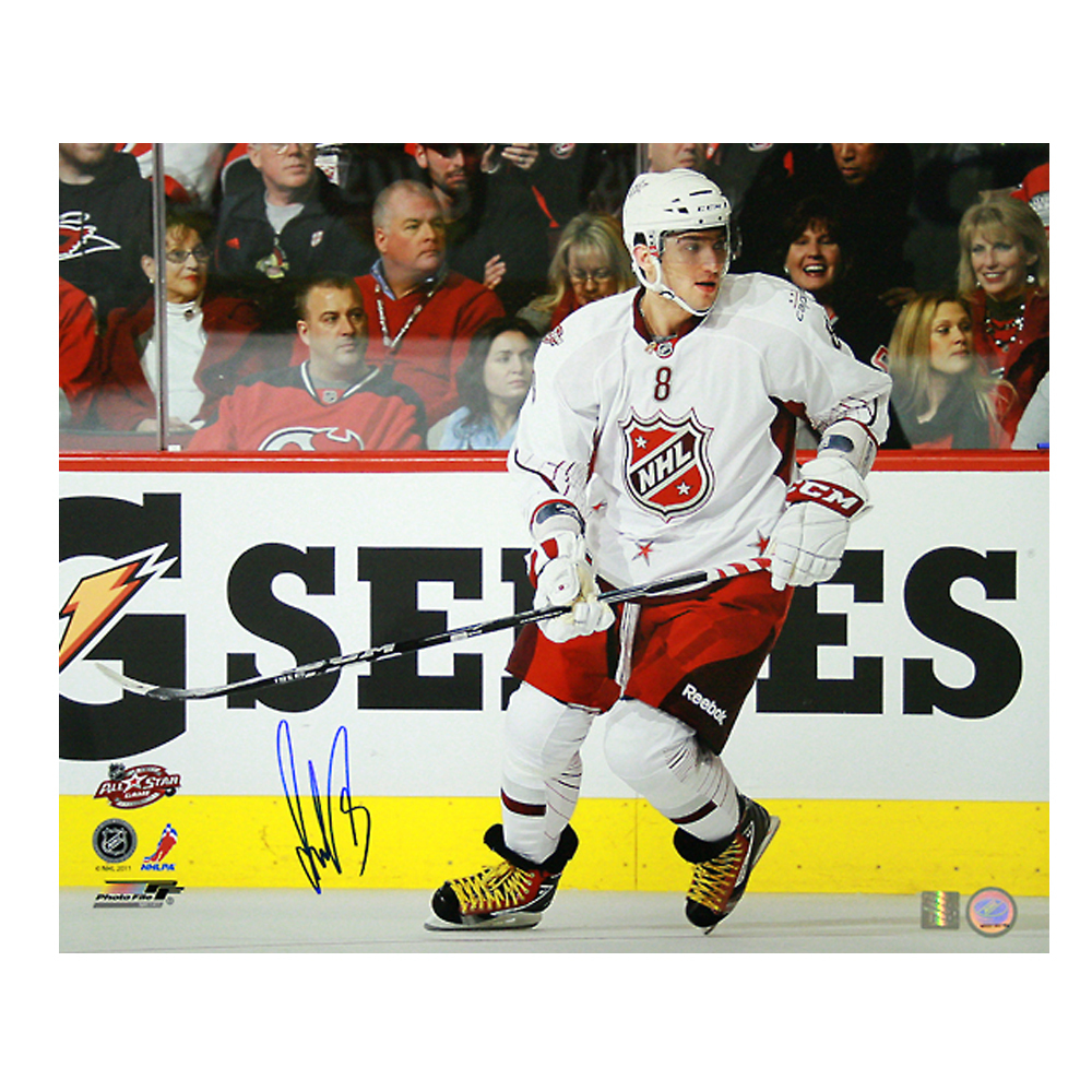 ALEXANDER OVECHKIN Signed All-Star Game 2011 16 X 20 Photo - 79030