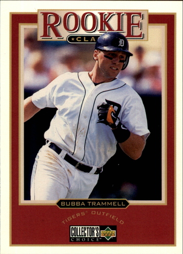 Photo of 1997 Collector's Choice #468 Bubba Trammell RC