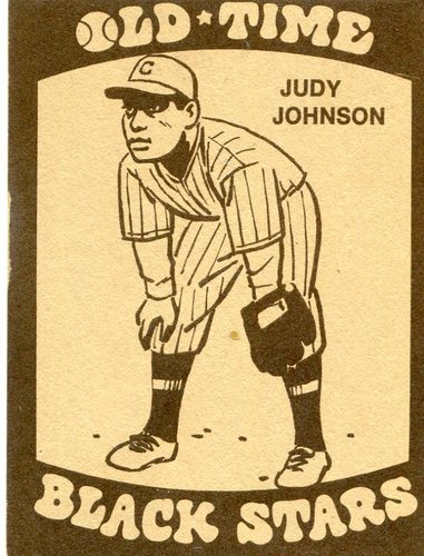 Photo of 1974 Laughlin Old Time Black Stars #36 William(Judy) Johnson