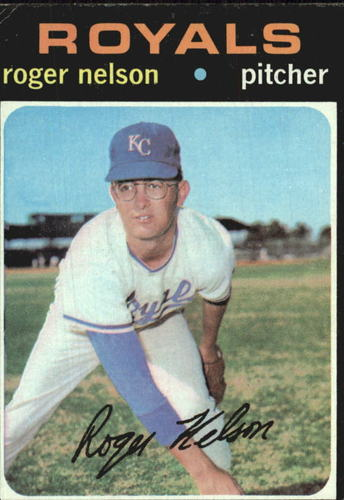 Photo of 1971 Topps #581 Roger Nelson