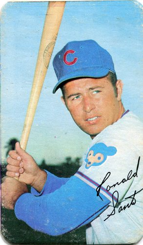 Photo of 1970 Topps Super #21 Ron Santo