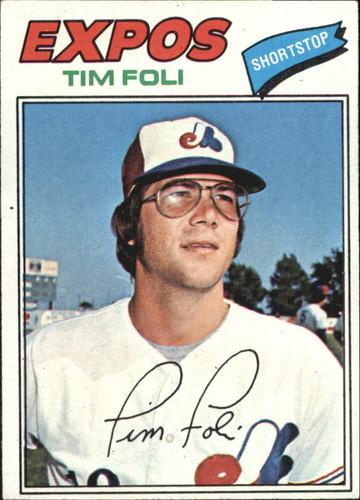 Photo of 1977 Topps #76 Tim Foli