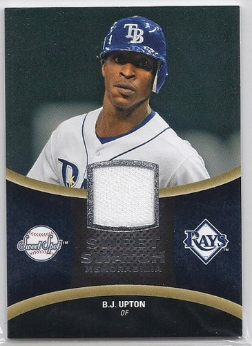Photo of 2008 Sweet Spot Swatches #SBU B.J. Upton