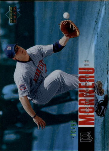 Photo of 2006 Upper Deck Special F/X Green #277 Justin Morneau /99