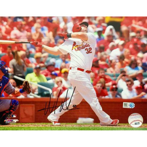 Photo of Cardinals Authentics: Matt Adams Autographed Photo